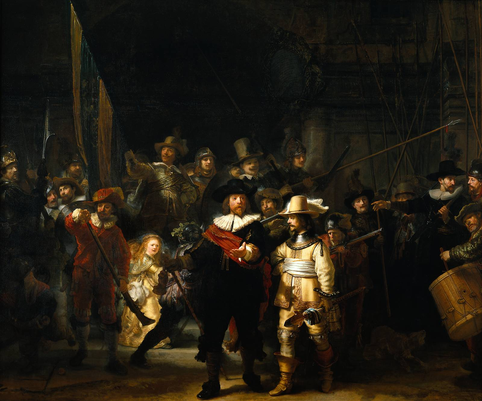 dailyimage-TheNightwatch-Rembrandt-31-4-92