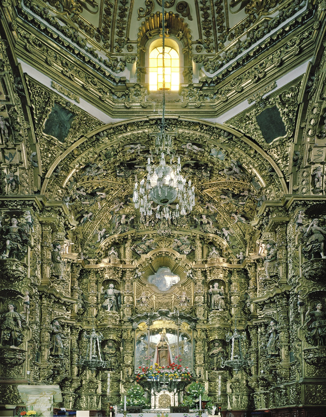 کلیسا 7 Basilica of Our Lady of Ocotlan, Tlaxcala, Mexico