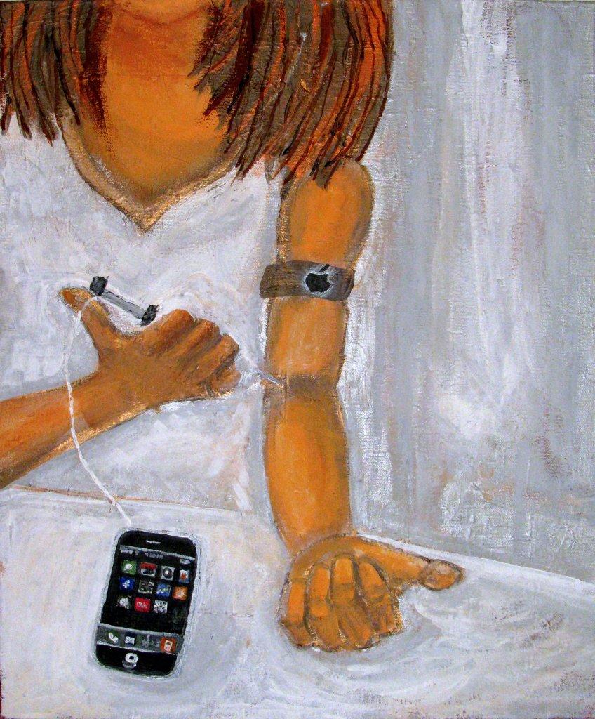بحران اعتیاد به گوشی هوشمند