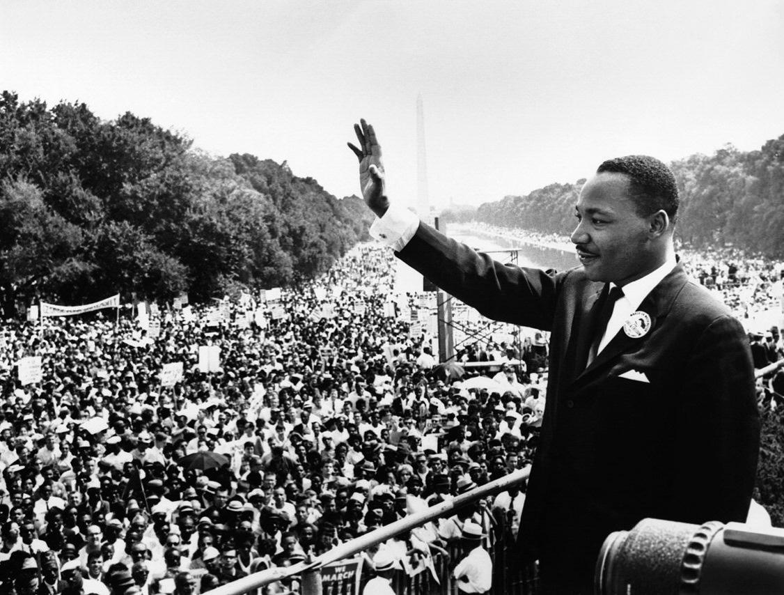 پنجاه سالگی رویای مارتین لوترکینگ
