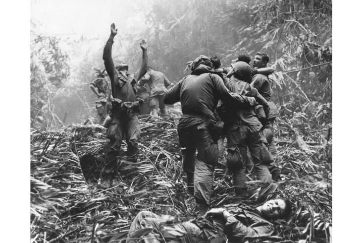 بهترین عکس از جنگ ویتنام
