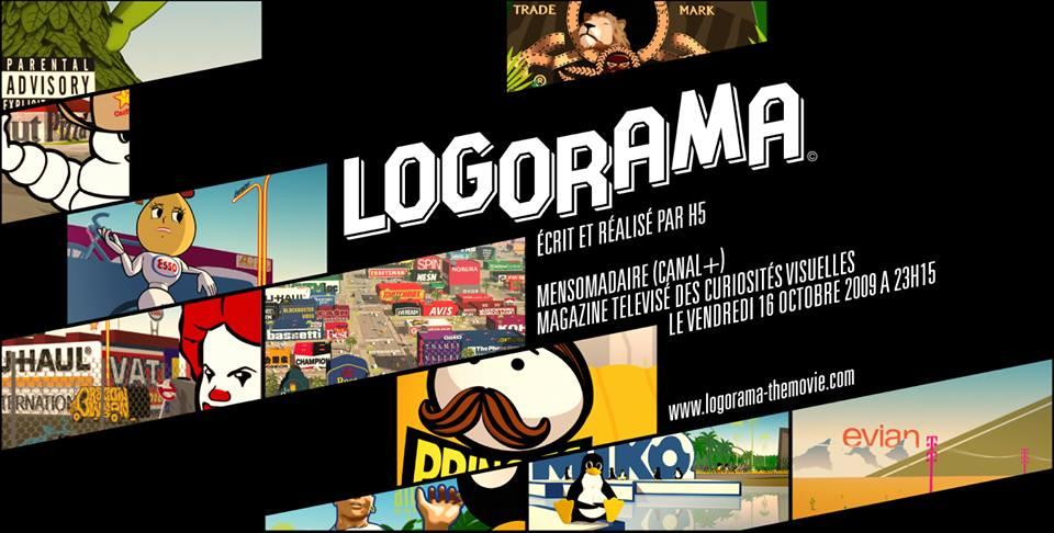 انیمیشن لوگوراما