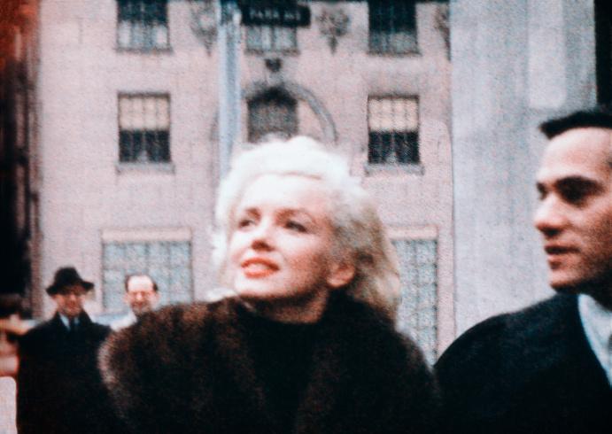 عکسهایی از مرلین مونرو که ندیدهاید