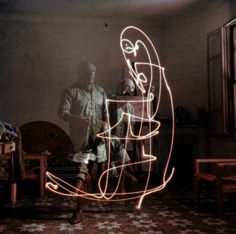 نقاشیهای نوری پیکاسو
