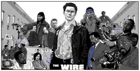 سریال وایر (The wire) ؛ قوانین عوض میشوند ، بازی همان است