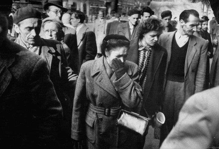 تصاویری از انقلاب مجارستان، اولین ترک بر پرده آهنین شوروی