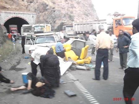نگوييم تصادف رانندگی! ـ بخش دوم