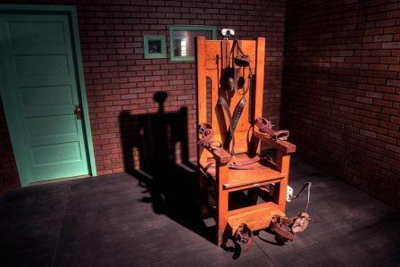 صندلی الکتریکی و دندان خرگوش