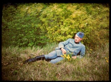 عکس های رنگی بی نظیر از جنگ جهانی اول