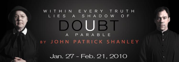 نگاهی به نمایشنامه شک : یک تمثیل (Doubt A parable)