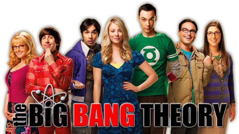 سریال بیگ بنگ تئوری ؛ یک بلوند و چهار نابغه
