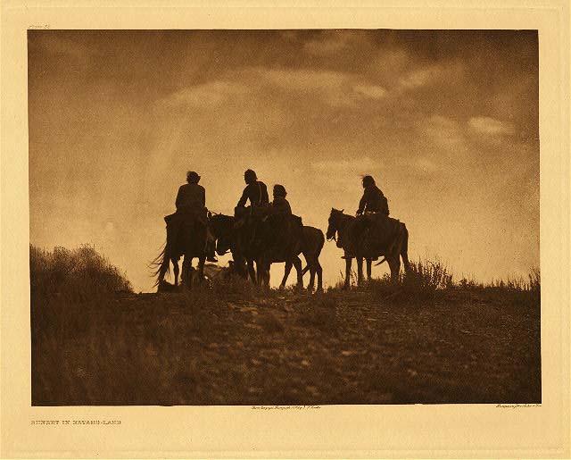 ادوارد کورتیس، مردی که سرخپوستان را مصور کرد.