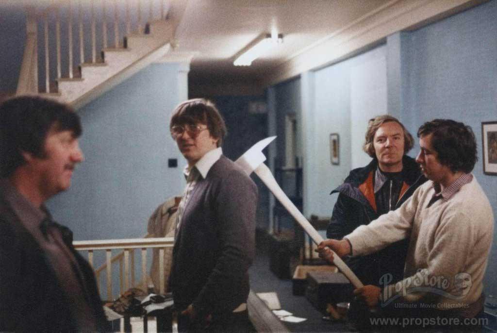 پشت صحنه فیلم درخشش، استنلی کوبریک