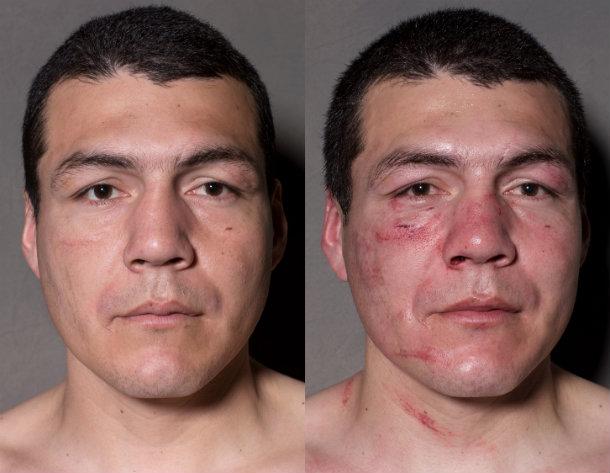 Fabian-Luque-Welterweight