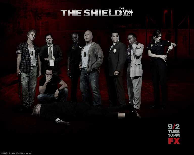 سریال شیلدThe Shield ، پلیس های واقعی