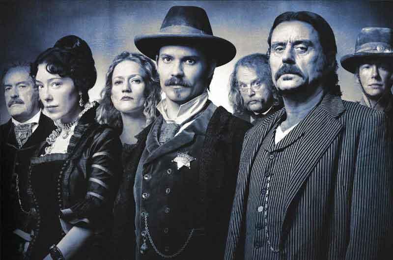 سریال Deadwood؛ وسترن به سبک HBO