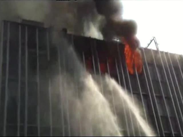 تراژدی دو زنی که از آتش به مرگ گریختند