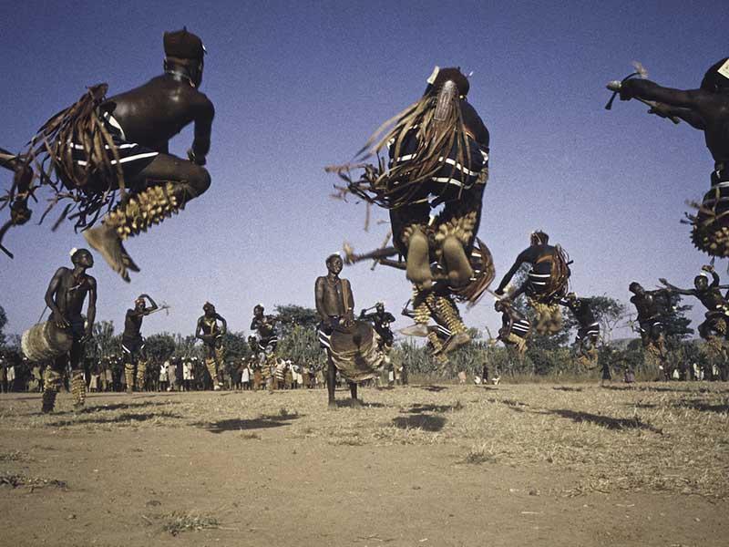 عکسنوشت: آفریقا در مسیر قرن بیستم