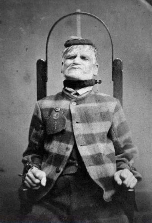 Patient-in-restraint-chair-