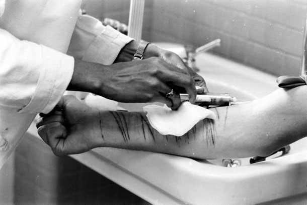 وحشت در بیمارستان روانی در آغاز قرن بیستم