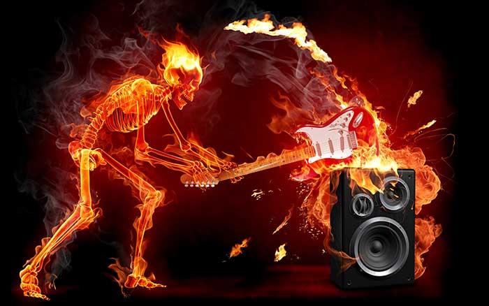 همه سبک های موسیقی از کلاسیک تا رپ