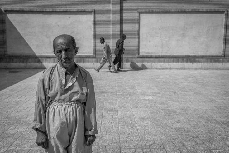 بیمارستان روانی، غمگینِ غمگین از تهران