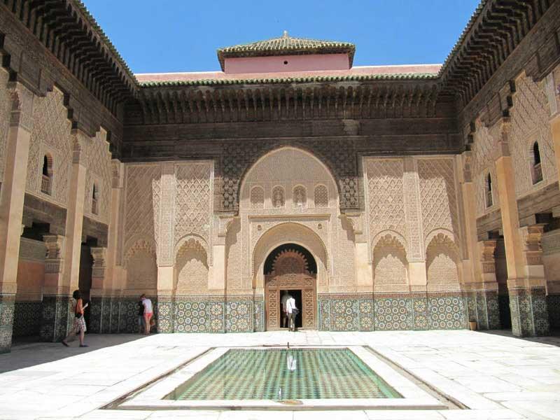موروکو، مراکش