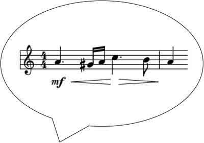 ارتباط موسیقی و زبان