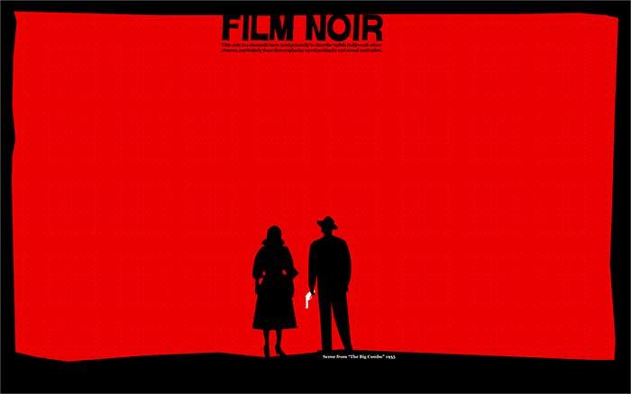 ده نوآر برگزیده تاریخ سینما