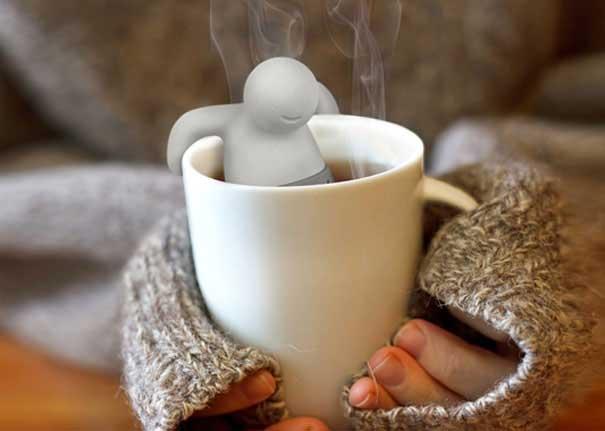 چای با طراحی متفاوت: 13 طرح چای کیسه ای خلاقانه