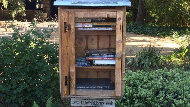کتابخانههای کوچک و آزاد، ولی غیرقانونی در آمریکا