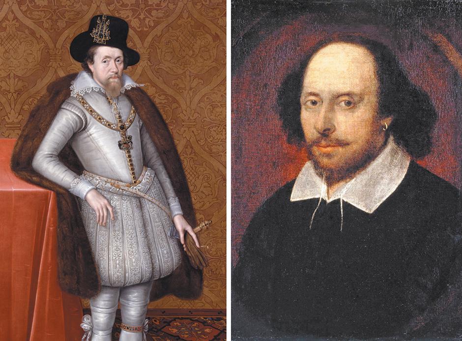 پایانبندی شاه لیر، خودکامگی مکبث و  تاثیرپذیریِ سیاسیِ شکسپیر