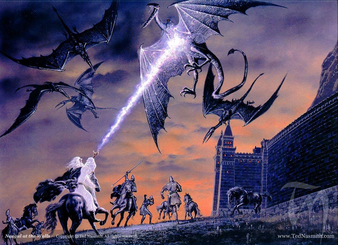 نقد آدن بر کتاب سوم ارباب حلقه ها : بازگشت پادشاه