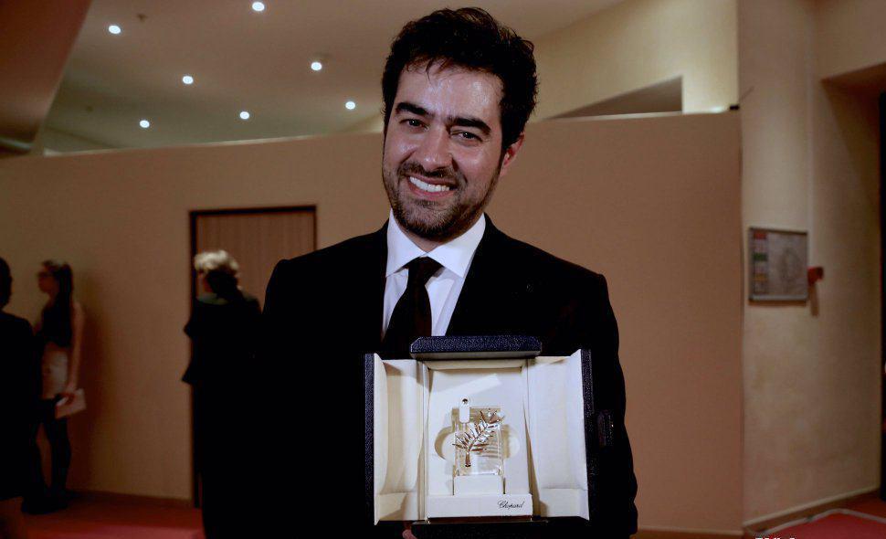 شهاب حسینی و نخل طلا ، اول مارکت در دورهمی : من از بالا، تو از پائین