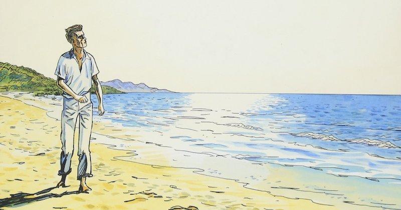 الگوی طلایی رفقای آلبر کامو برای دوستی از راه دور، وقتی آلبر کامو بیمار بود
